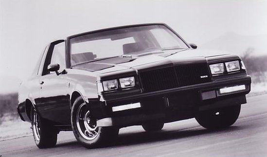 1987 Buick Grand National - Buick's Last Muscle Car - Old