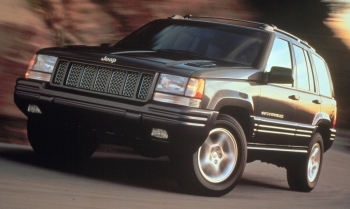 1998 Jeep Grand Cherokee 5 9 Limited - Muscle SUV Pioneer - Old Car
