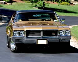 1970 buick gs 455 stage 1 - buick's short reign - old car memories
