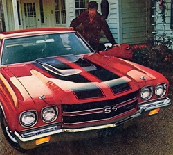 1970 Chevrolet Chevelle SS LS6 454 - the Apex - Old Car Memories