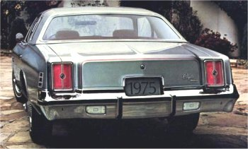 1975 Chrysler Cordoba Right Luxury Car For The Time Old Car Memories