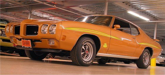 Road Runner Auto Sales >> 1970 Pontiac GTO Judge - Color Me Gone - Old Car Memories
