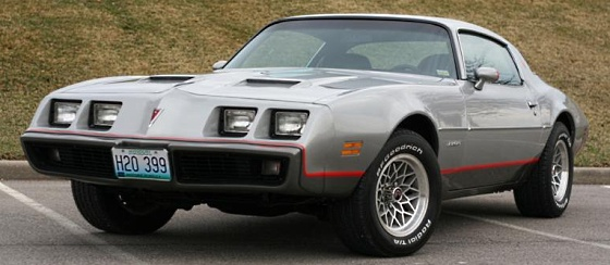 1979 Pontiac Firebird Formula (301/4-speed) – the Best of ...
