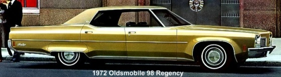 This Was Only The Beginning Things Would Get Better For 98 By 1972 A Limited Edition Regency Be Released Nameplate Continue