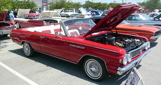 1963 Buick Special Skylark Small Displacement V8