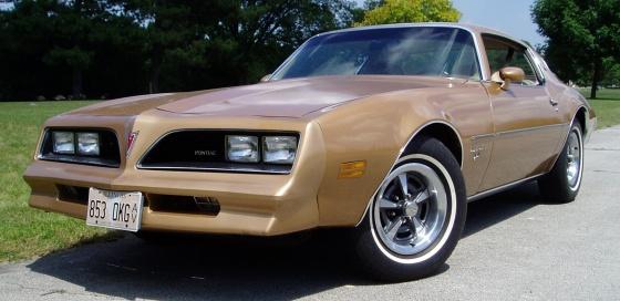 Grand Cherokee Overland >> 1977 Pontiac Firebird Esprit - Jim Rockford's Fantastic ...