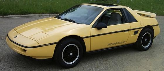 Cars Under 5000 >> 1988 Pontiac Fiero Formula - Finally a True Sports Car - Old Car Memories