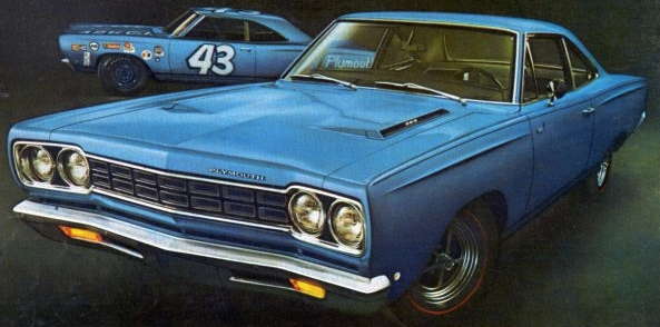1968 Plymouth Road Runner - Power to the People - Old Car ...