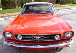 1965 Ford Mustang GT - First Bona Fide Performance Mustang Model ...