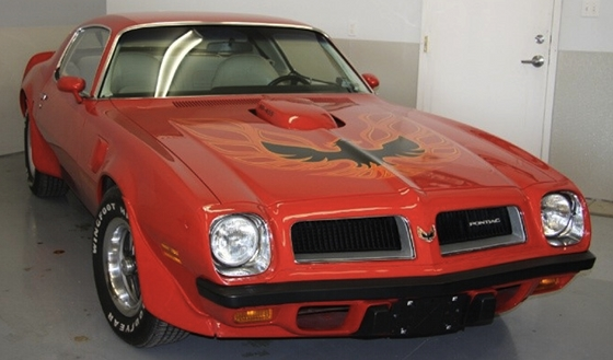 1974 Pontiac Trans Am SD455  a Beautiful Melody of Styling and