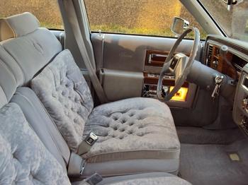 Autos Cadillac Fleetwood Fleetwoodbr