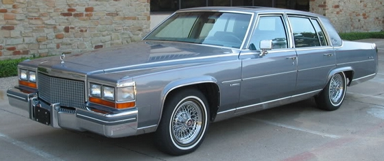 1980 Corvette For Sale >> 1981 Cadillac Fleetwood Brougham Sedan d'Elegance ...