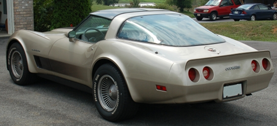 1982 Chevrolet Corvette Collector Edition The Perfect Retirement Party Old Car Memories