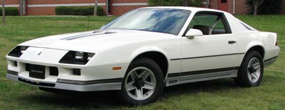 Mustang Z28 >> 1984 Chevrolet Camaro Z28 L69 - Who Says You Can't Go Home Again? - Old Car Memories