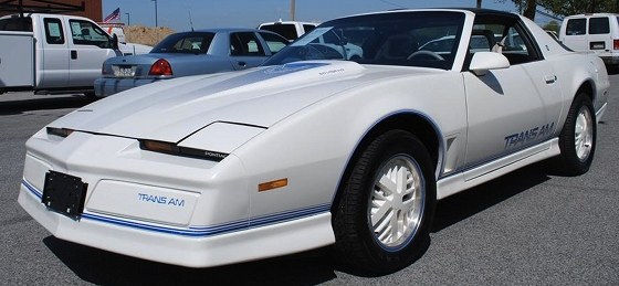 1984 pontiac trans am 15th anniversary edition uber special and very classy old car memories old car memories