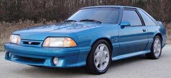 1993 Ford Mustang Cobra  a Great End to a Long Run  Old Car Memories