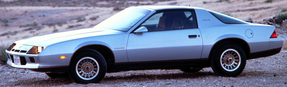 1982 Chevrolet Camaro Berlinetta  Tons of Sophisticated European