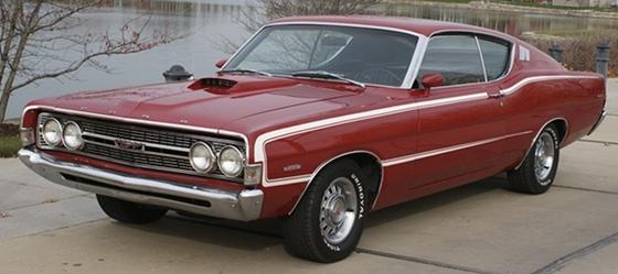 1968 Ford Torino Gt A Better Idea Old Car Memories