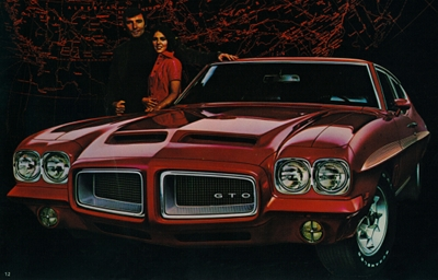 2018 Jeep Wrangler >> 1972 Pontiac GTO - the Swan Song - Old Car Memories