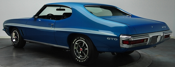 1972 Pontiac Gto The Swan Song Old Car Memories