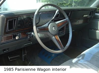 Box Car Insurance >> '80s Flashback: 1980-1989 Pontiac Bonneville Safari/Catalina Safari/Parisienne/Safari Wagon ...