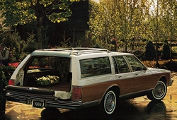 '80s Flashback: 1980-1989 Pontiac Bonneville Safari ...