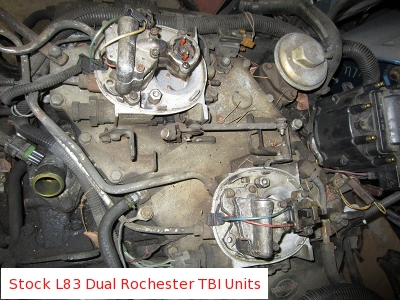 1982 Amp 1984 L83 5 7 Liter Cross Fire Injection V8 Love