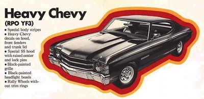 1971 1972 Chevrolet Heavy Chevy Performance And Image At