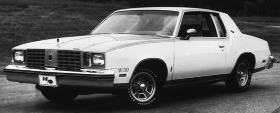 1979 hurst olds exceeded expectations old car memories for 1979 cutlass salon