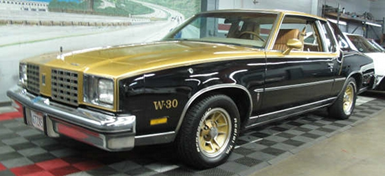 1979 hurst olds exceeded expectations old car memories for 1979 olds cutlass salon