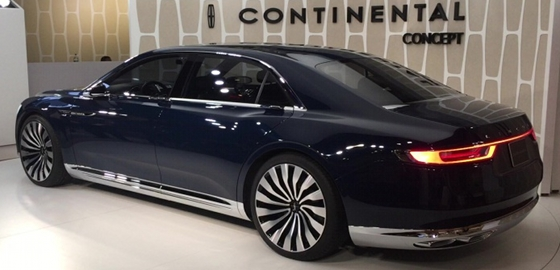 Why The 2017 Lincoln Continental May Be Doomed For Failure Old Car
