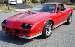1982 Chevrolet Camaro Z28 LG4  Abundance of Character  Old Car