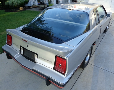 New Chevy Suv >> 1986 Pontiac 2+2 - the Production NASCAR Grand Prix - Old Car Memories