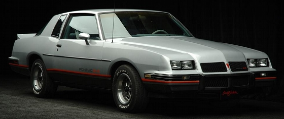 2015 Camry Colors >> 1986 Pontiac 2+2 - the Production NASCAR Grand Prix - Old ...