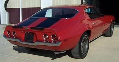 1970 Chevrolet Camaro Z28 The Best Z28 Ever Made Old