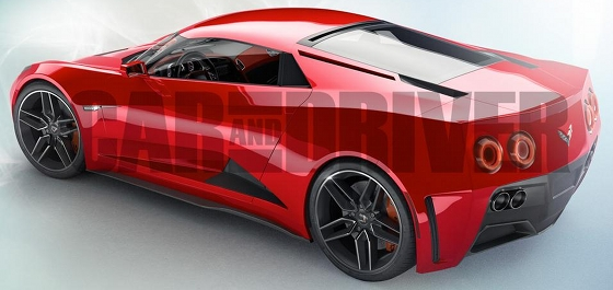 Preview: 2019 Chevrolet (mid-engine) Corvette C8 - Old Car ...