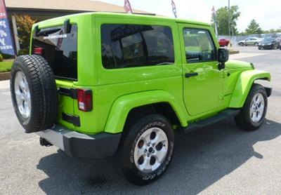 Jeep Yj Paint Colors