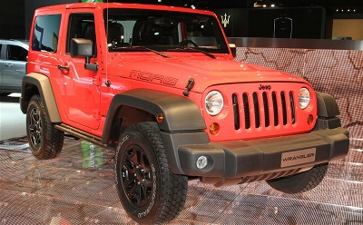 10 Best Jeep Wrangler Colors - Old Car Memories