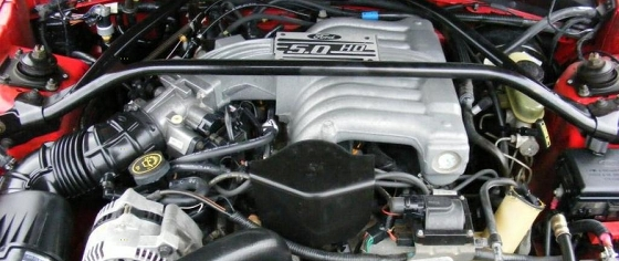1994 1995 Ford Mustang Gt Last Of The Pushrod V8 Mustang