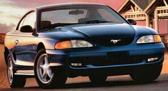 1994-1995 Ford Mustang GT – Last of the Pushrod V8 Mustang
