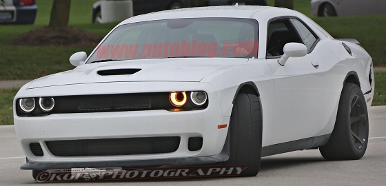 Preview: 2018 Dodge Challenger SRT Demon - the Ultimate Muscle Car but ...