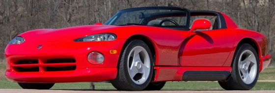 Foolproof Plan To Save The Dodge Viper From Extinction Old Car
