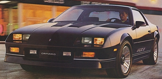 Chevrolet Decided For The 1985 Model Year To Offer A More Upscale Performance Oriented Version Of Z28 Called Iroc Z At Time Sponsored