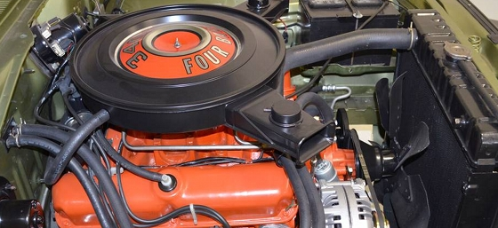 Top Unsung Muscle Car Engines From The Golden Era Old Car Memories