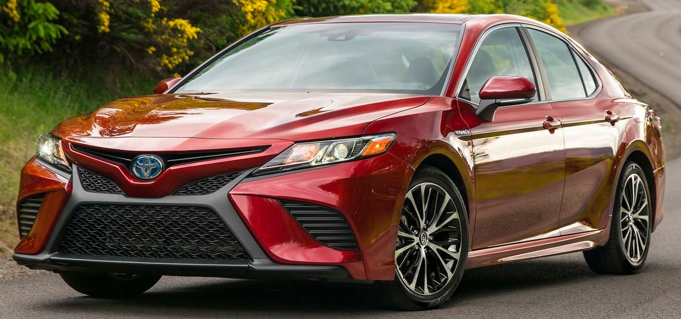 2018 toyota camry 2018 xse true performance sedan old car memories. Black Bedroom Furniture Sets. Home Design Ideas