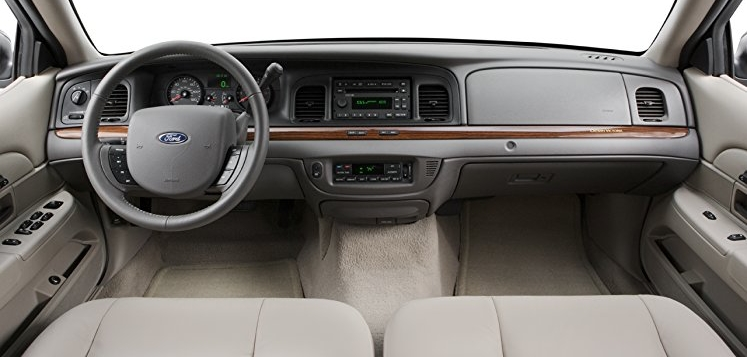 Why The 1998 2011 Ford Crown Victoria Is A Modern Legend Old Car