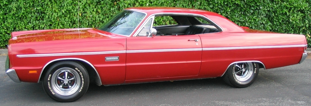 The Best Performance Oriented Fury Model Was The 1970 1971 Sport Fury GT,  It Was As Sporty And Attractive As A Dodge Charger, And Had As Its Standard  Engine ...