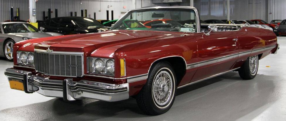 Image result for 1974 chevy caprice