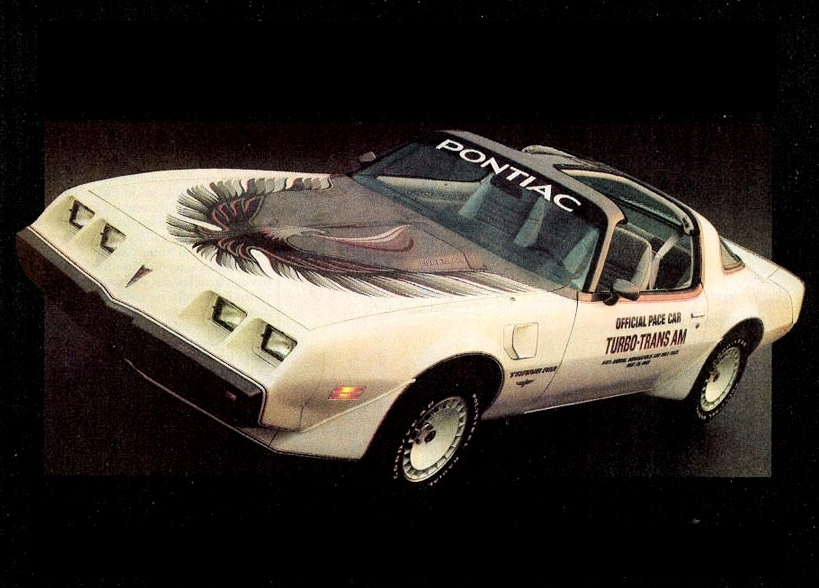 1980-1981 Pontiac Trans Am Turbo 4.9L V8 - It\'s Better Than You ...