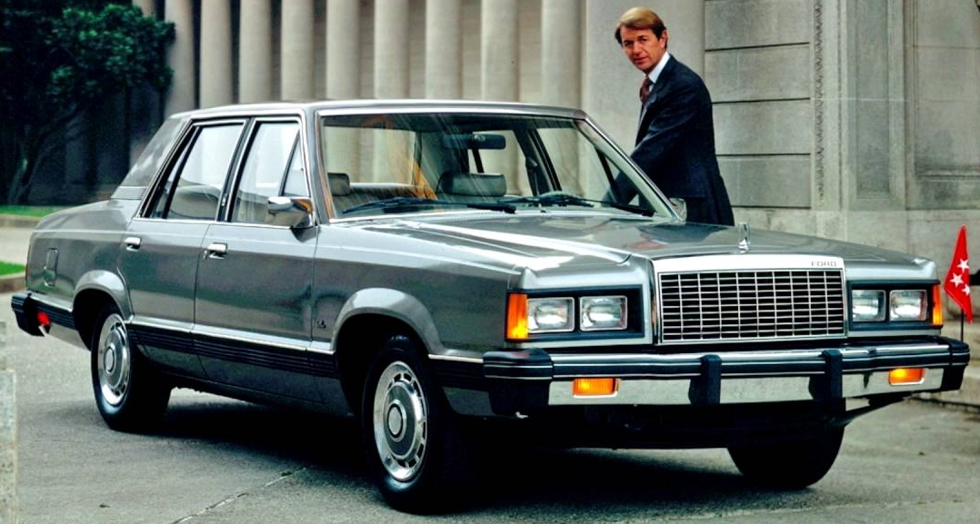 1975 1982 Ford Granada Going Upscale On A Budget Old Car Memories
